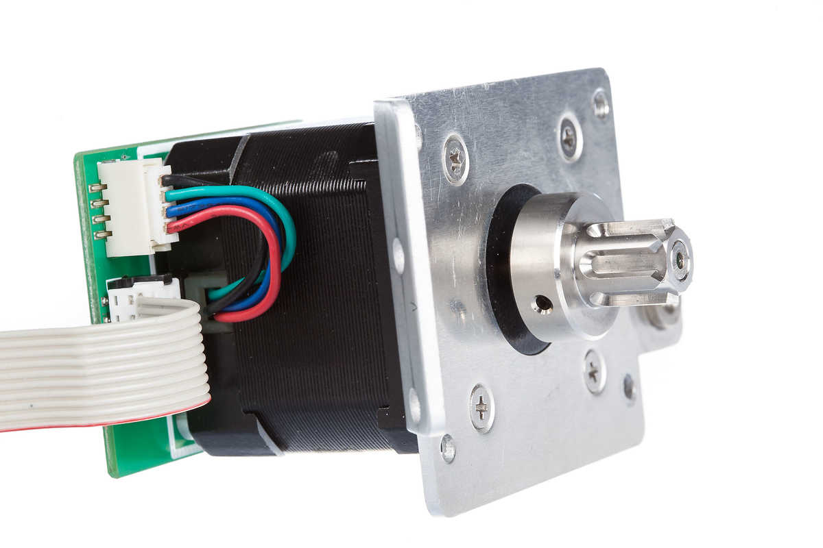 Indeas Gmbh Stepper Motor With Integrated Sensor